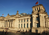 furnished flat near to Reichstag