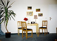 picture: offering private apartment and flat rentals Berlin with balcony and parking lots