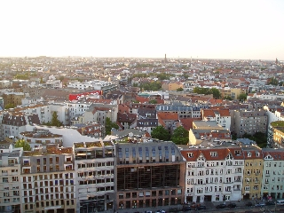 ☆ View over the rooftops apartment Berlin Hackescher Markt