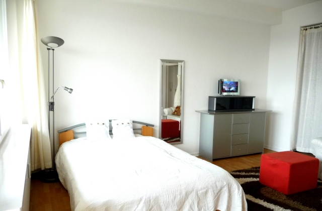 ☆ Elegant apartment Berlin, magnificent view auf's KADEWE