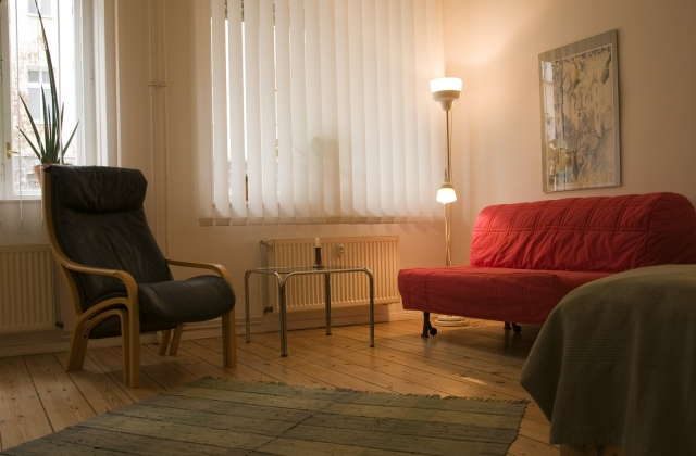 ☆ Private room Berlin Bötzowviertel for smokers with dog