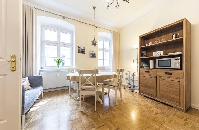 ☆ 4 room apartment Berlin near Hackescher Markt